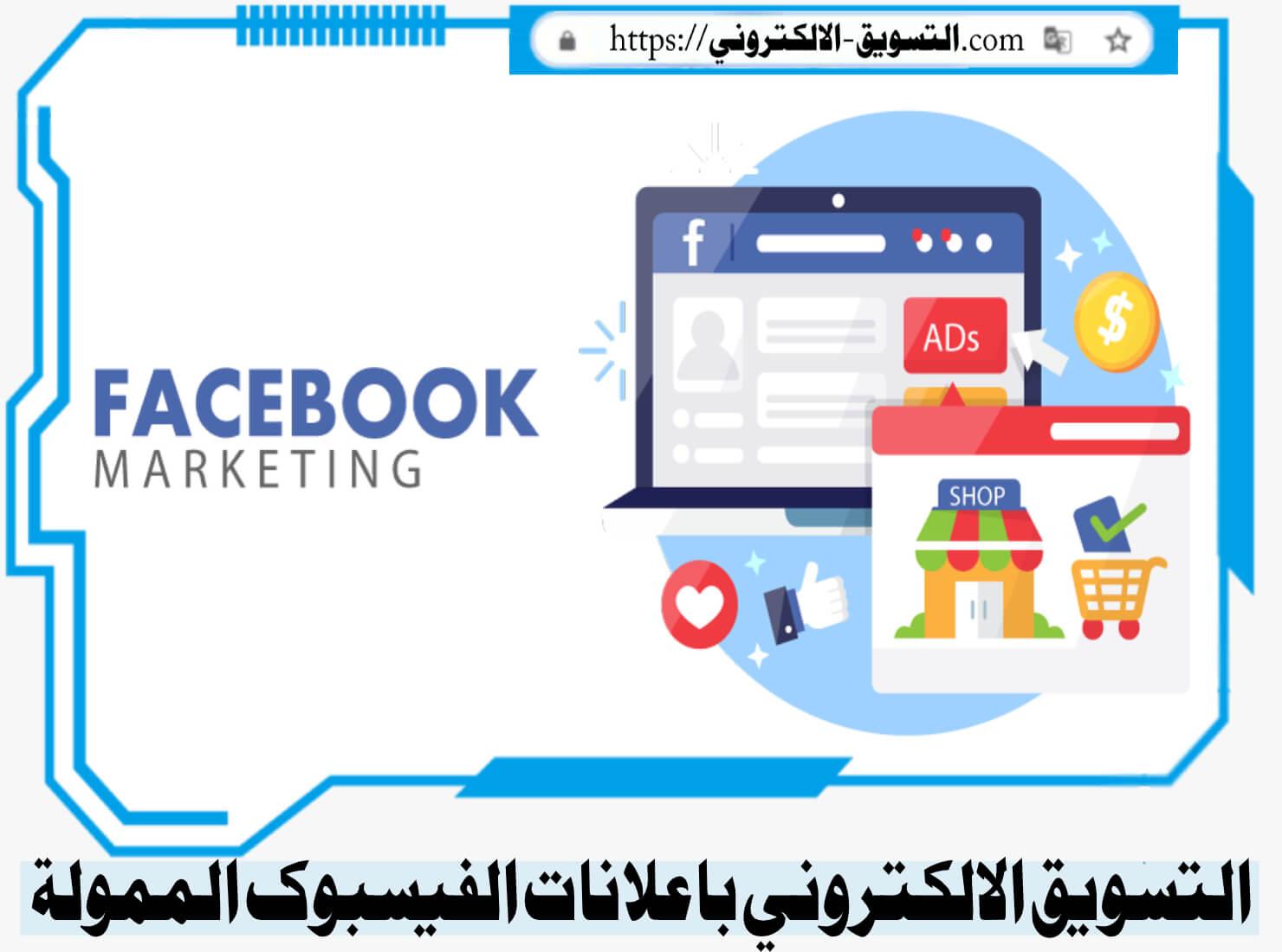 التسويق الالكتروني بالاعلانات الممولة