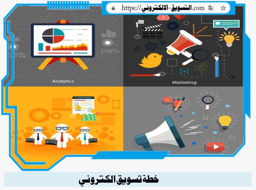 خطة تسويق الكتروني, التسويق الالكتروني