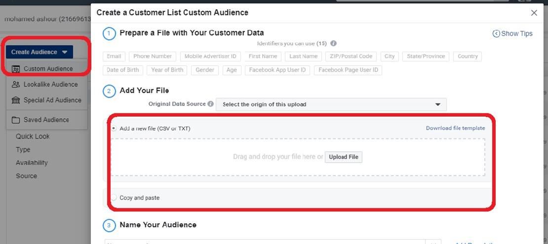 التسويق الالكتروني باعلانات الفيسبوك الممولة, التسويق الالكتروني